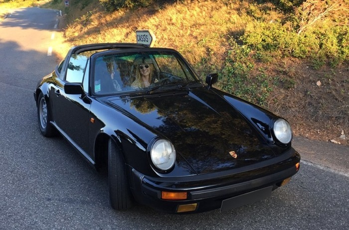 Porsche Cassis